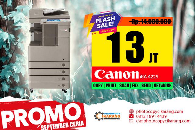 Canon iRA 4225 Promo
