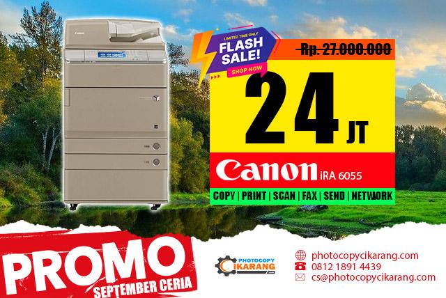 Canon iRA 6055 Promo